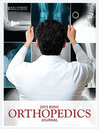 2013 Rush Orthopedics Journal
