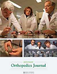 2014 Rush Orthopedics Journal