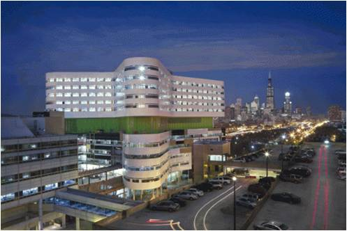 Rush University Medical Center's